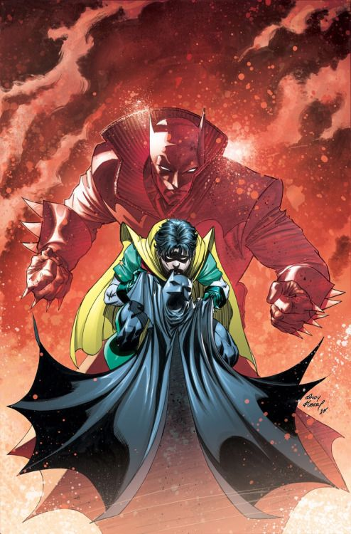 Damian: Son of Batman #2 - Andy Kubert