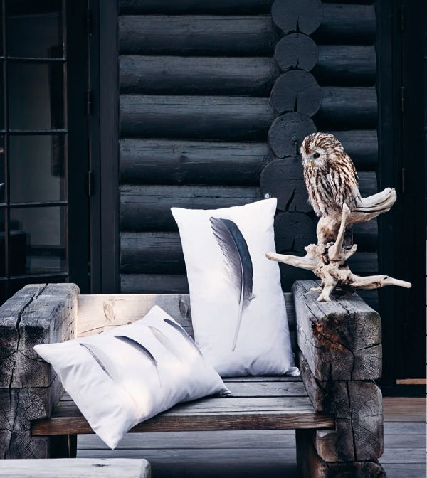 by nord - lovely feather cushions