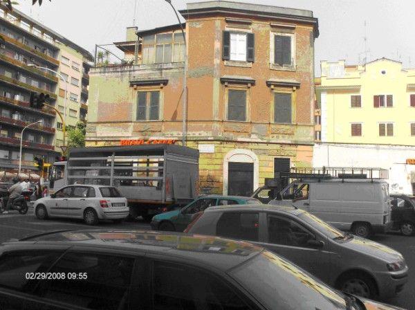 Barrio de Torpignattara, en la periferia de Roma