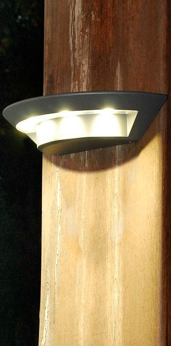 Check out this LUTEC Ghost LED Small Wall Lamp, £135.00. For more information please visit our website: http://www.outdoor-lighting-centre.co.uk/lutec-ghost-small-wall-lamp-p-1142.html