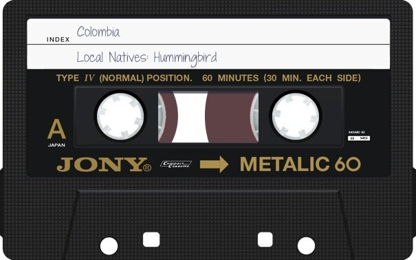 New tape for AirCassette