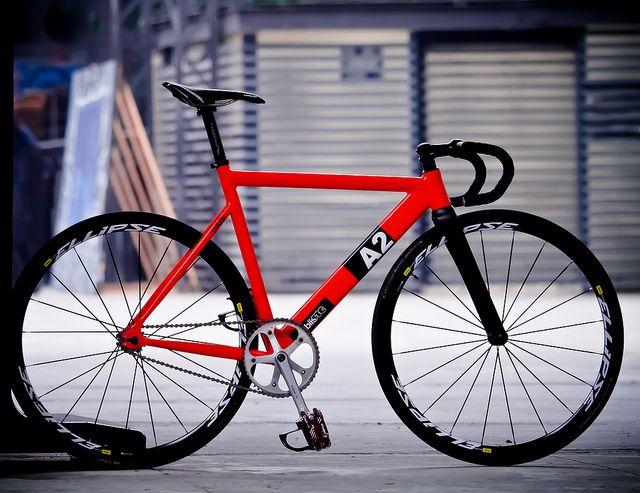 nabiis A2 #fixie #bicycling