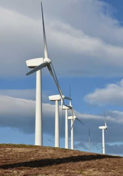 Stanford University has announced that the next twenty years could see the world's energy requirements filled by wind.