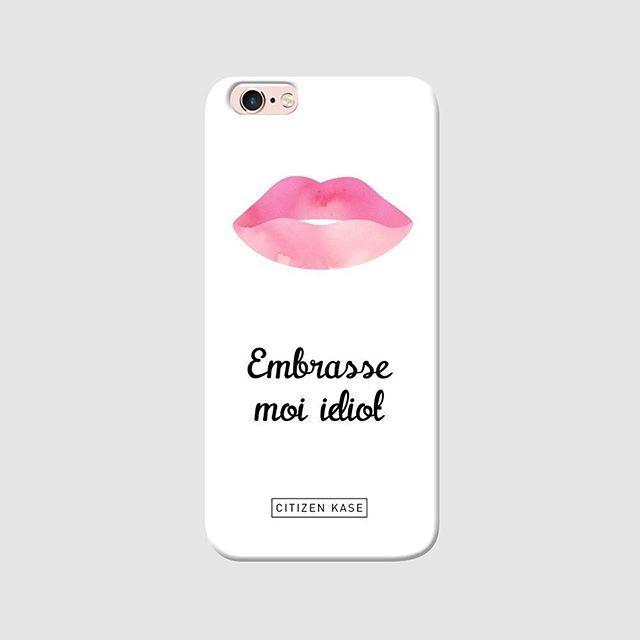 embrassemoiidiot #bisou #bouche #creation #aquarelle #pink #kiss ...