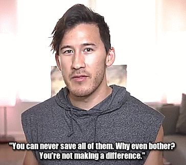Markiplier GIF (Why do I make promises that I can't keep...) | Starfish 1/4