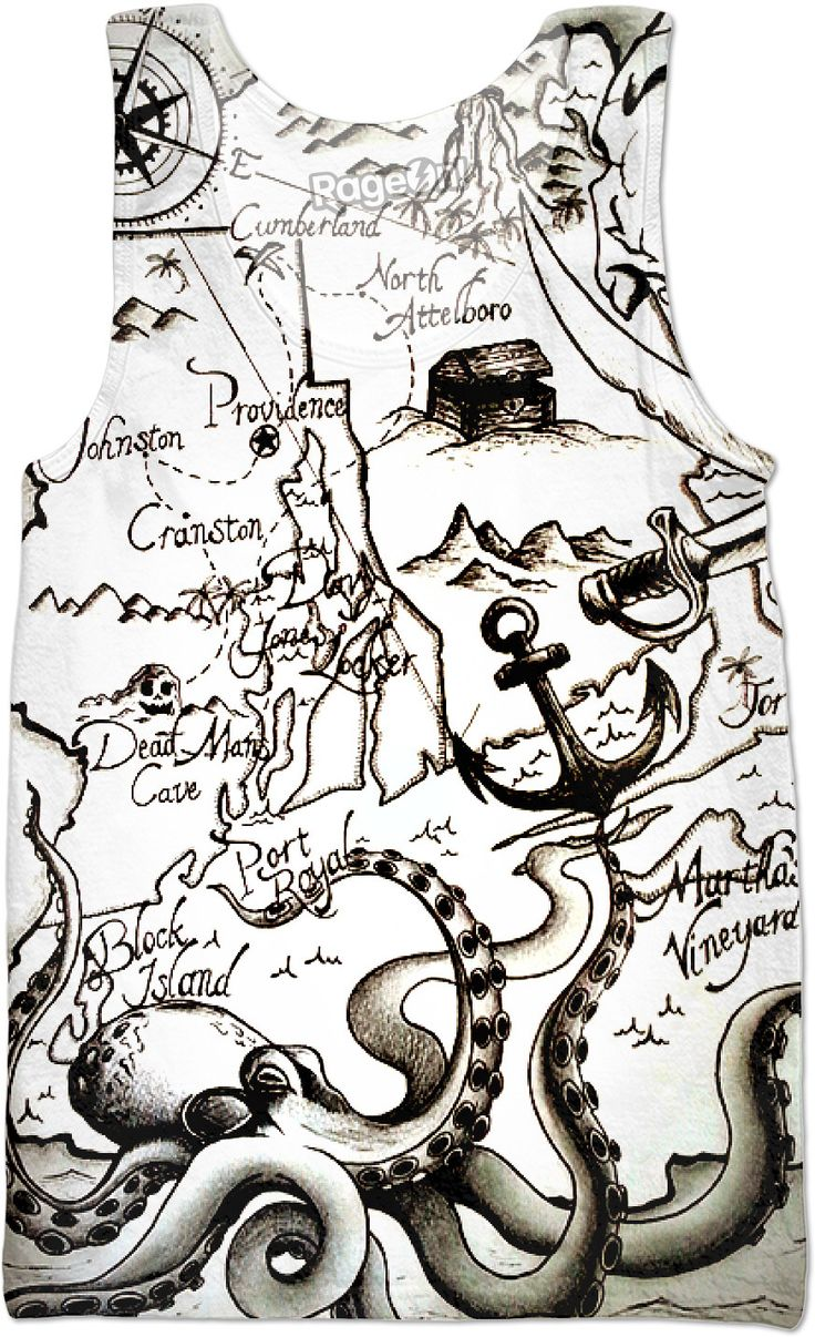 Treasure Map https://www.rageon.com/products/treasure-map-3?s=ios Made with @RageOn