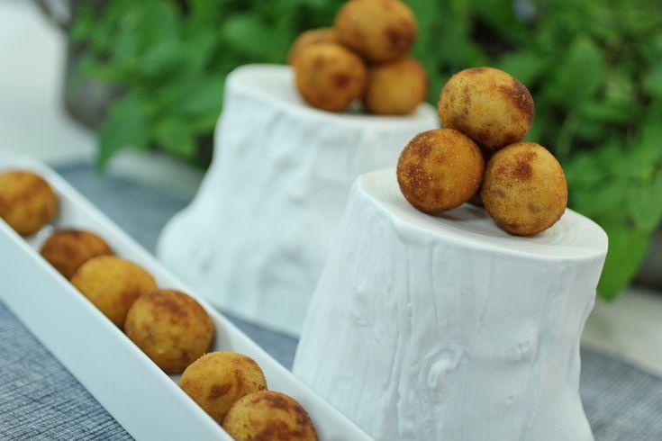 Croquetas de jamón - Los programas de RobinFood