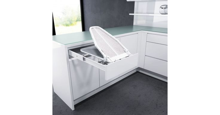 retractable ironing board - Google Search