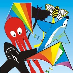 Alto Vuelo Barriletes y Cometas  Alto vuelo Kites