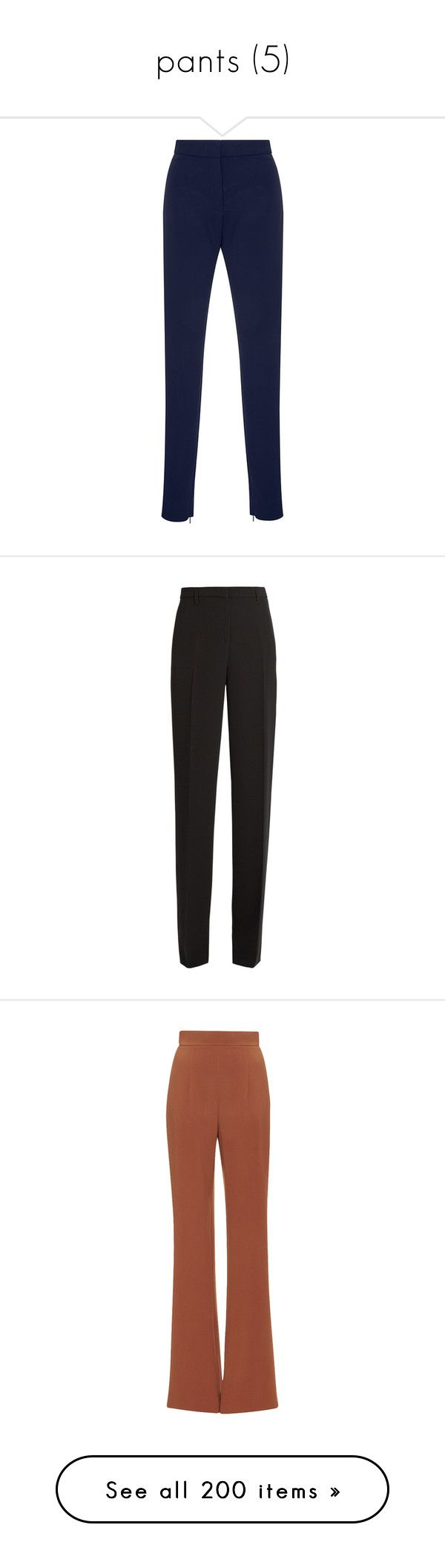 """""""pants (5)"""" by geniusmermaid ❤ liked on Polyvore featuring pants, versace, trousers, wool trousers, high waisted skinny trousers, versace pants, skinny pants, high-waist trousers, jeans & pants and black"""