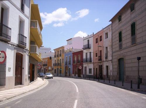 Gata de Gorgos, Spain