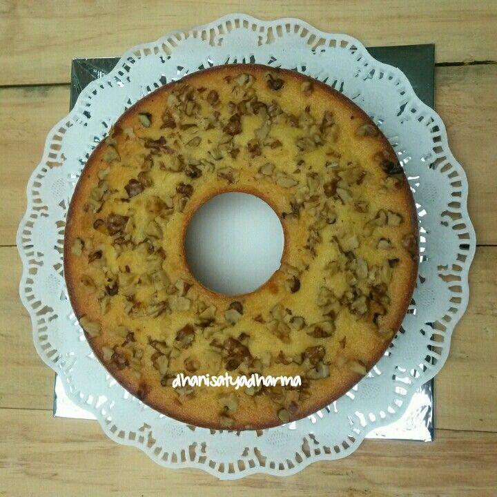 Cake Tape Walnut