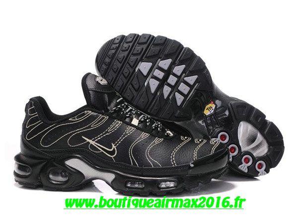 Nike Air Max Tn Fluorescente Chaussures Basket Pour Homme Noir 604133-780A