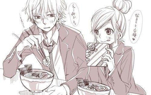 honeyworks Natsuki and Yuu