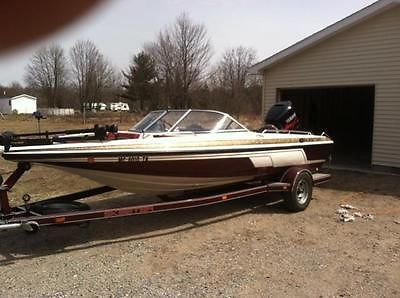 2004 Skeeter SL190 Fish and Ski boat - BUY NOW ONLY 15000.0