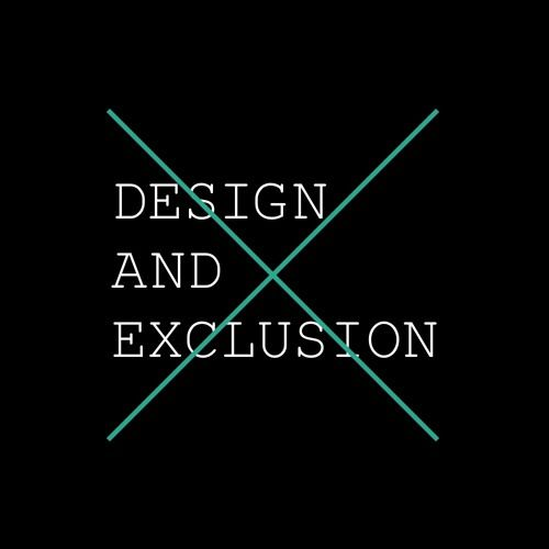 A Web Conference on Design and Exclusion featuring a lot of known designers from the technology industry