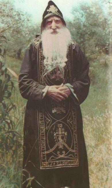 Πνευματικοί Λόγοι: Ὁ παπὰ Τύχων ὁ ἐρημίτης