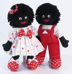 golly dolls handmade - Google Search