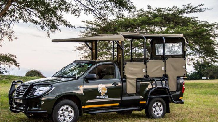Open Vehicle Safaris in Kruger Park - Is it safe?