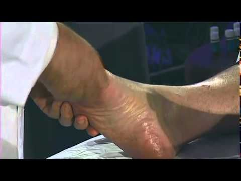 Massage - Raindrop Technique