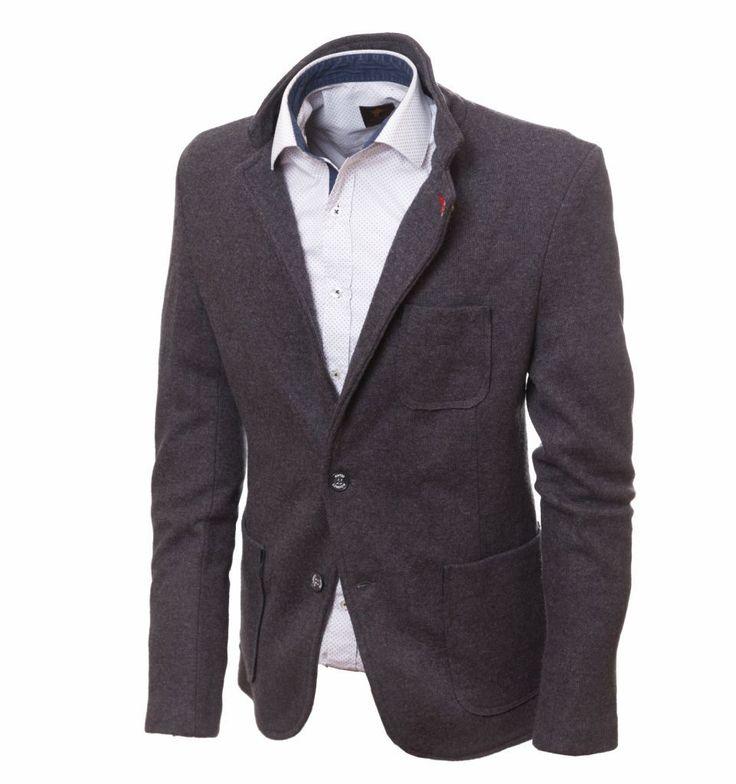 Серый пиджак в магазине BeMad на Таганской с доставкой