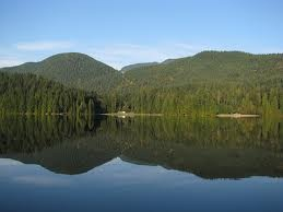 Sasamat Lake, Port Moody, British Columbia