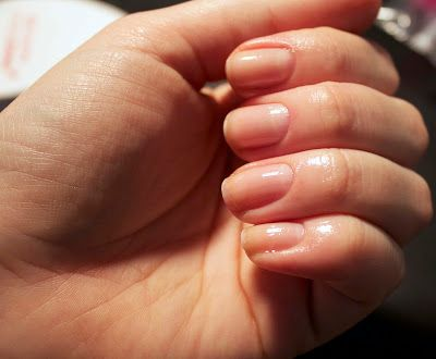 How to Heal Cracked Cuticles (And prevent them too!) Also has a link to how to grow long nails that don't peel and split (biotin and cuticle oil).