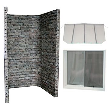 Elegant Basement Windows for Fire Escape