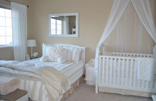 Nursery Guest Bedroom Combo Design Ideas
