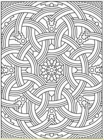 Adult Printable Coloring Pages