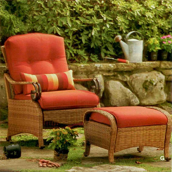 Patio Furniture Repair Material: 25+ Best Ideas About Sunbrella Replacement Cushions On