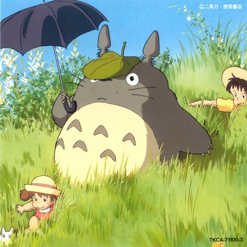 My neighbor totoro anime