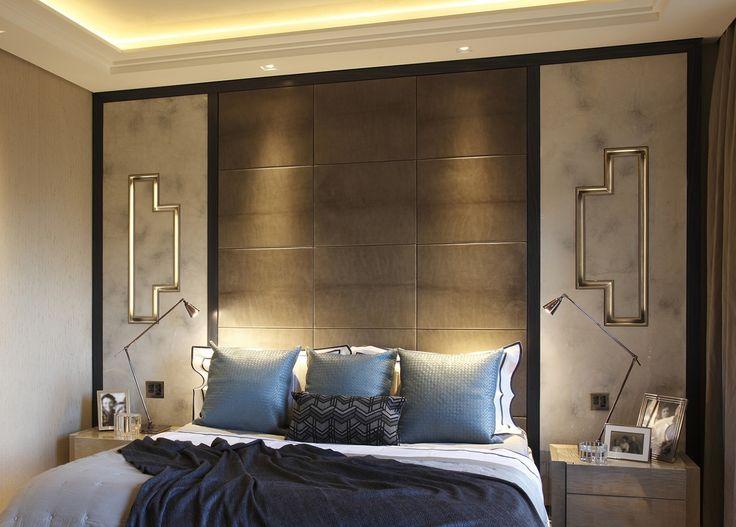 Kensington Residence s| hotel interior design, hotel design industry, modern interior design | #moderninteriorhotel#designinspiration#contractfurniture | More: https://www.brabbucontract.com/projects