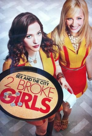 2 Broke Girls = funniest show!