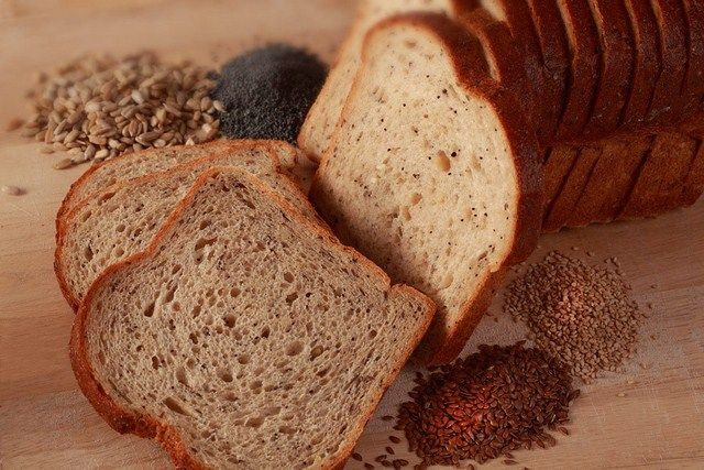 """Most Surprising Unhealthy Foods: Multi-Grain and Wheat Breads - Look past the nutritious-sounding labels if you want to find out whether your bread is healthy. Specifically, if the first flour listed in the nutrition facts is listed as """"refined,"""" then what you're eating isn't whole-grain, and you aren't getting the full value out of the calories you're consuming."""