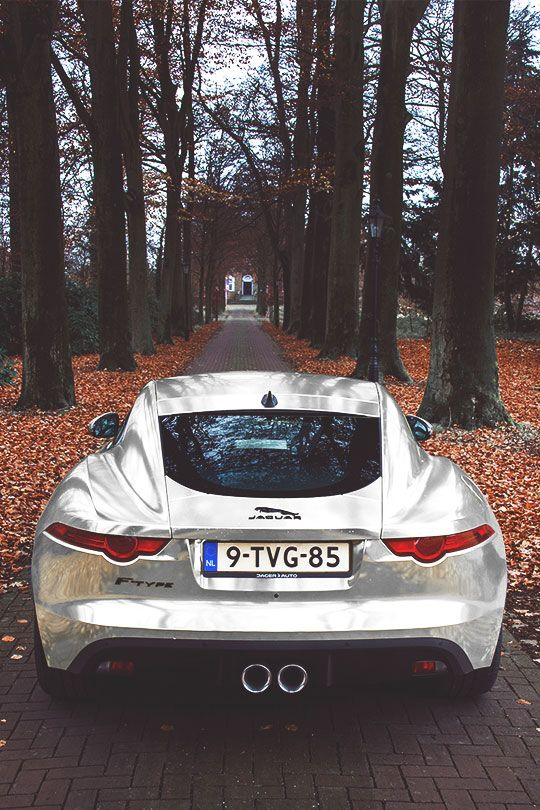 "fullthrottleauto: ""Jaguar F-Type Coupe (by Bas Fransen Photography) (#FTA) """