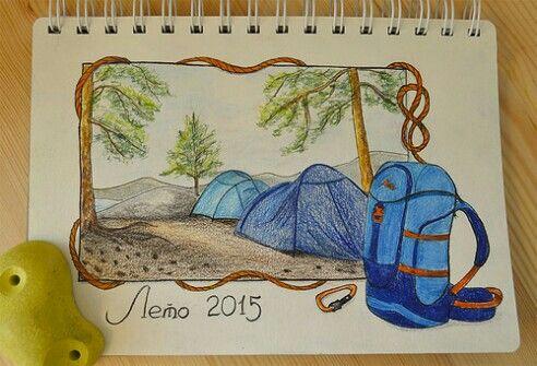 Camping 2015