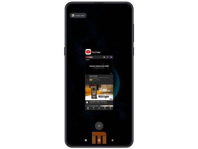 2 Cara Membuka Layar Split Di Xiaomi Miui 11 Split Smartphone Berlayar