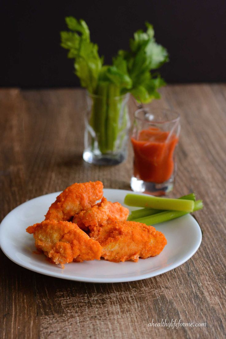 Paleo Buffalo Chicken Nugget - perfect for Superbowl