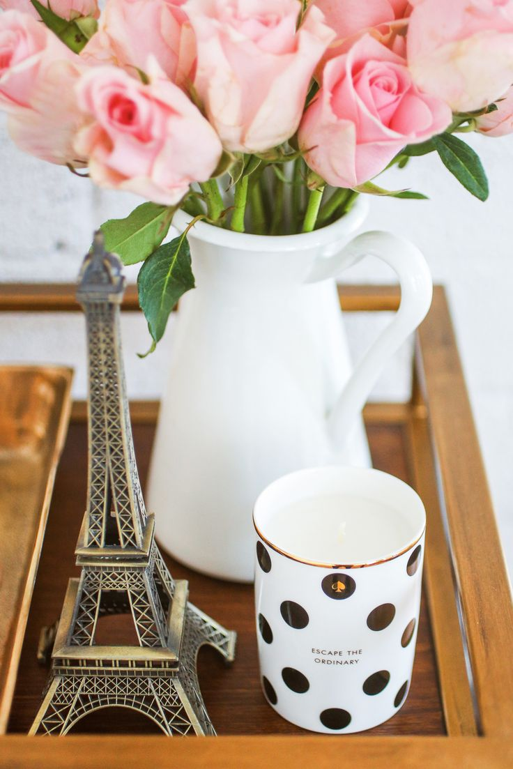 Kate Spade Mug  Read More: http://www.stylemepretty.com/living/2014/02/18/photography-studio-behind-the-scenes-with-kim-le/: