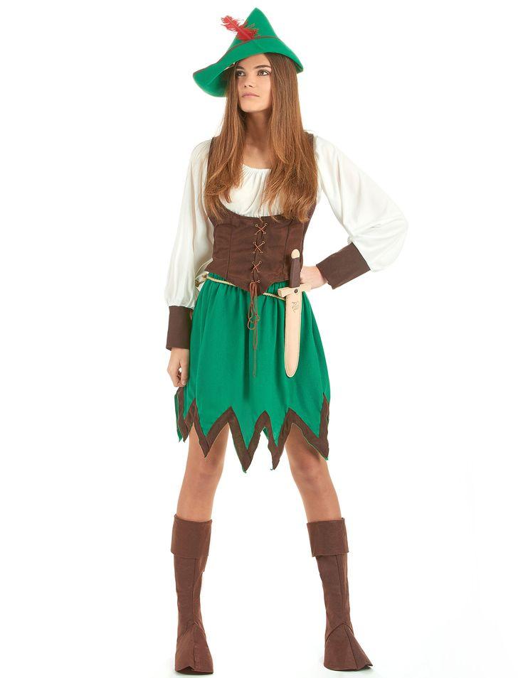 Dit kostuum is echt leuk voor Carnaval of een thema feestje met vrienden.  Geniet er nu van tegen de beste prijs bij Vegaoo.nl, uw specialist voor alle feestjes! Bekijk nu onze uitgebreide selectie van feestartikelen en accessoires tegen de beste prijzen