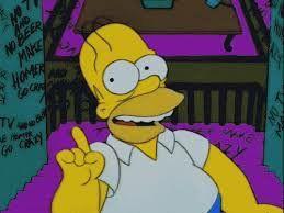 Homero loco