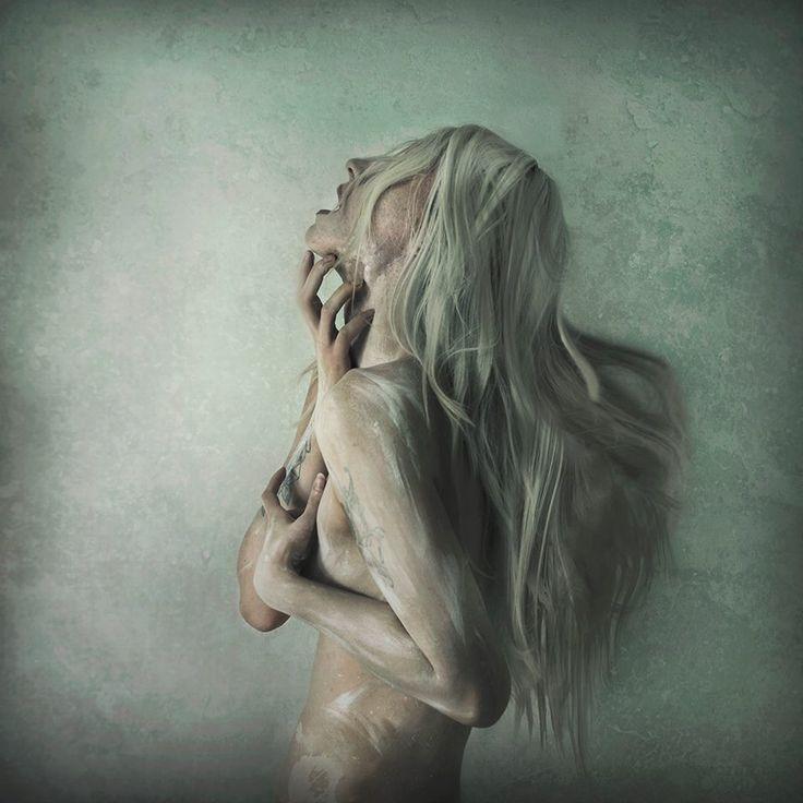 """The Glaistig"" —  Photographer/Model: Valeria Chorozidi Photography"