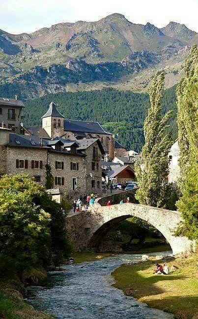 Sallent de Gallego-Huesca