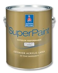 Perfect SuperPaint® Exterior Acrylic Latex Paint
