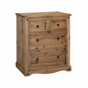 £139 Corona Mexican Pine 2 + 2 Drawer Chest CR512  http://www.easyfurn.co.uk/solid-oak-furniture-Bedroom/Corona-Mexican-Pine-Bedroom/Corona-Mexican-Pine-Chest