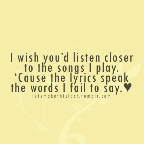 Musical Love Quotes: Best 25+ Music Love Quotes Ideas On Pinterest