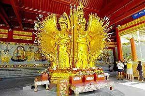 Spectacular!! Inside the International Buddhist Society