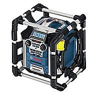Bosch GML 50 Site Radio Charger Radio with Remote GML50