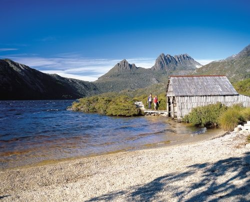 Cradle Mountain is one of the most popular tourist attractions in Tasmania and one of the most picturesque places in Australia